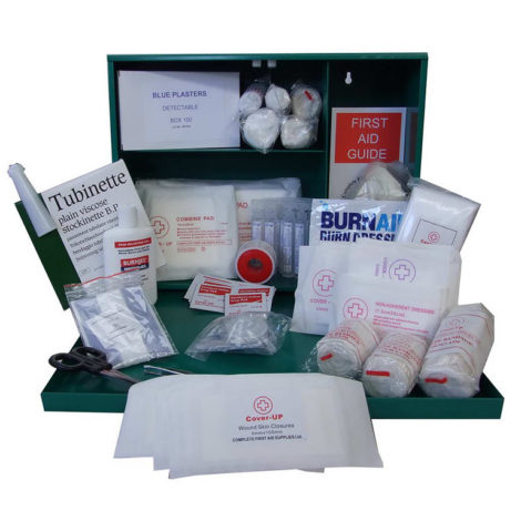 Cuisine Large Metal First Aid Kit 470x470 - Kit Management