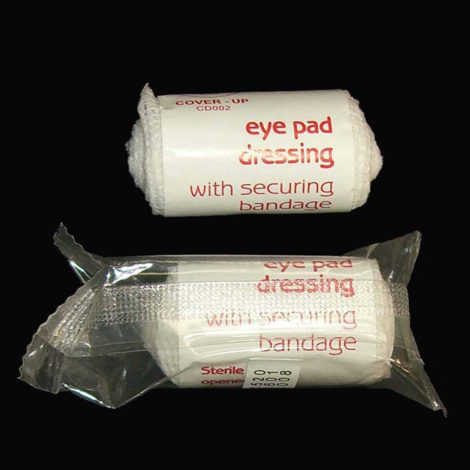 Dressing-Eye-Pad