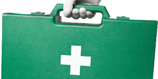 green first aid kit - WorkSafe Assist
